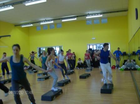Abruzzo Fitness 2010 Convention -