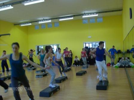 Abruzzo Fitness 2010 Convention -