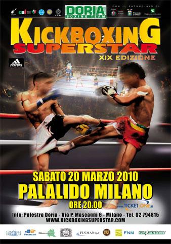 Kickboxing Superstar XIX edizione