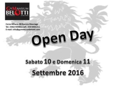 Avviso Open Day stagione 2016 - 2017 copia compatta per web
